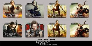 resident evil the final chapter 2017 wallpapers resident evil the final chapter 2016 folder pack by bl4cksl4yer