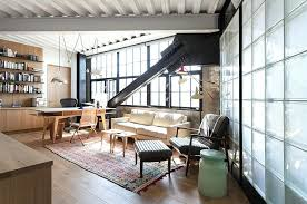 industrial house modern industrial home view in gallery innovative use of space