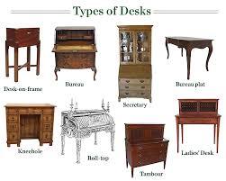 different types of desks different types of desks design decoration