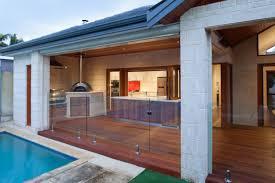 modern outdoor kitchen designs great wood laminated floor design and modern outdoor kitchen