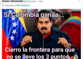 Colombia Meme - memes del partido colombia vs venezuela blu radio