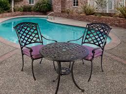 Metal Garden Chairs Plus And Minus Of Metal Garden Furniture