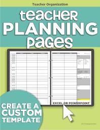 teacher organization 5 must have printables kindergartenworks