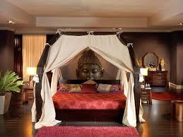 chambre en bambou le mobilier bambou pour une décoration exotique