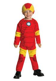 halloween iron man costume toddler iron man fleece jumpsuit
