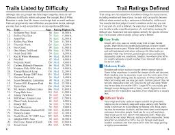 atv trails guide colorado central mountains charles a wells