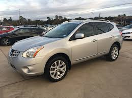 nissan rogue tow package 2012 used nissan rogue fwd 4dr sl at car guys serving houston tx