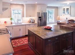 custom wood countertops maclaren kitchen and bath custom butcher block countertops pa nj de