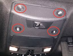 nissan armada overhead console roof console u0026 image is loading toyota camry 2012 2014 gray roof