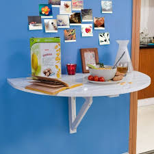 table murale rabattable cuisine table murale rabattable en bois table de cuisine pliable table