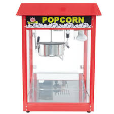 popcorn rental machine paragon 1108150 rent a pop 8 oz popcorn popper 120v