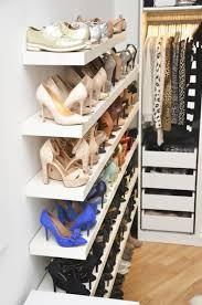 ideas para guardar y organizar tus zapatos stop desorden