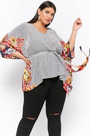 blouses for plus size plus size shirts blouses crop tops wrap tops more forever21