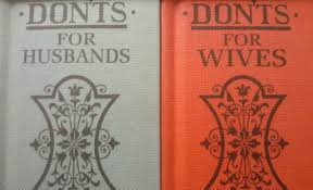 don u0027ts for husbands and wives 1913 youtube
