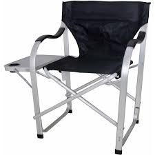 Aluminum Directors Chair Bar Height by Camping Chairs