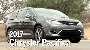 chrysler minivan 2017 chrysler pacifica return of the american van la times