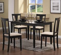 4 Piece Dining Room Set Cozy Design 5 Piece Dining Table Set Under 200 All Dining Room
