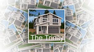 trinity floor plan by sea pac homes youtube