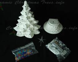 ready to paint ceramic tree kit 11 inches