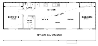 Holiday House Floor Plans 5 Best Modular Holiday Home Designs