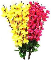 plastic flowers artificial flowers buy artificial flowers online at best prices