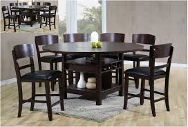 bar height dining table with leaf dining room colorado furniture outlet