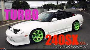 drift cars 240sx drifting nissan 240sx ka24 turbo hatch showcase s13 youtube