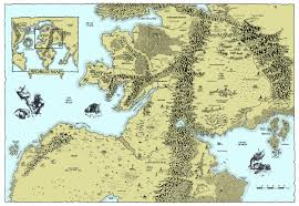 Fantasy World Map by Warhammer World Warhammer Wiki Fandom Powered By Wikia
