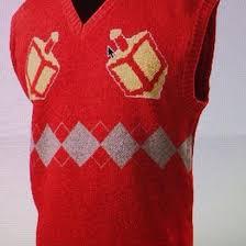 hanukkah vest the jim tressel hanukkah sweater vest is the best land grant