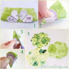 Fabric Shabby Chic by Diy Fabric Flowers Tutorial How To Make A Shabby Chic Fabric Posy