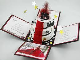 Sweet 16 Invitation Cards Hollywood Theme Exploding Box Invitations Invitaciones