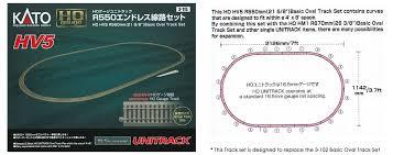 ho unitrack kato usa precision railroad models