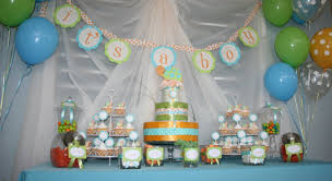baby boy shower centerpieces fearsomey baby shower themes ideas theme decorations