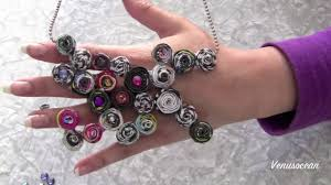 diy recycled magazine jewelry made easy youtube
