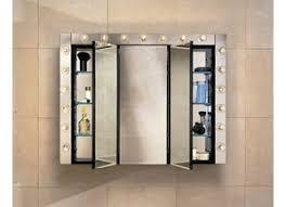 3 mirror medicine cabinet pl series robern 30 x 30 mirrored 3 door medicine cabinet plm3030