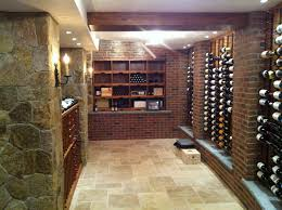 wine cellar photo gallery for signature custom wine cellars