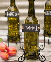wine bottle wedding centerpieces 10 wine bottle centerpieces for your wedding vinepair