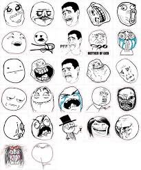List Of Meme Faces - images of all troll faces list fan