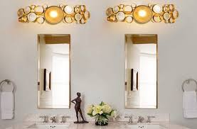 gold bathroom light fixtures clubnoma com