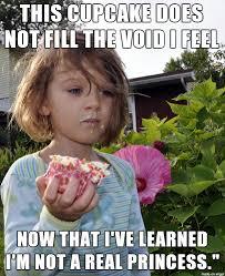 Cupcake Memes - disillusioned cupcake girl meme on imgur