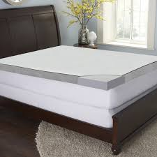 sinomax sleep 3 inch gel memory foam mattress topper free