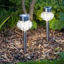Solar Light Ideas by Solar Outdoor Lighting Best Solar Lights For Garden Pinterest