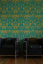 Hand Printed Wallpaper by Timorous Beasties Wallcoverings Decouper 2 Hand Printed Wallpaper