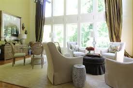 17 aug 3 window treatment options for double height windows window