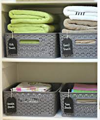 organizing a small linen closet organize and decorate everything