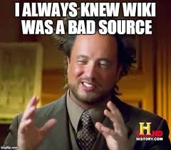 Meme Wikipedia - wikipedia whats wrong with you imgflip