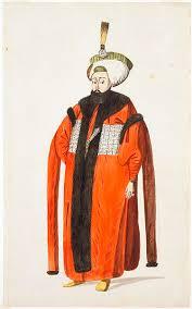 Ottoman Clothing Cornucopia Magazine Imperial Ottoman Costumes