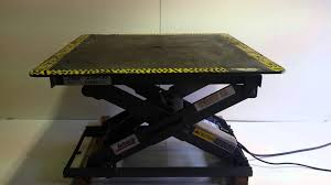 for sale autoequip 2 500 rotating hydraulic scissor lift table 1