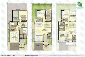 bedroom townhouse area sqft townhouses layout floor plans house