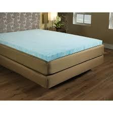4 memory foam mattress topper queen inch walmart serta night